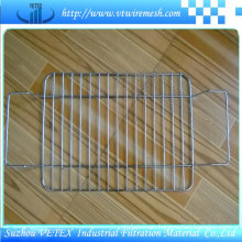 BBQ Wire Mesh Used in Hotel