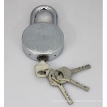 Round Steel Padlock with Vane Keys (RSP)
