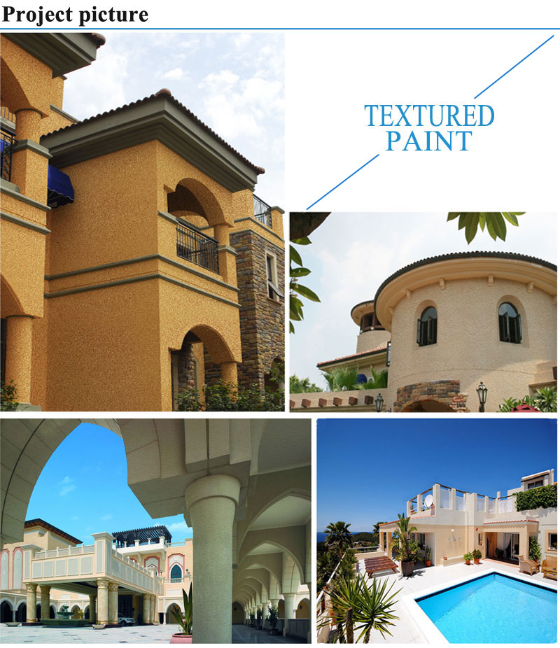exterior stone textured spray paint