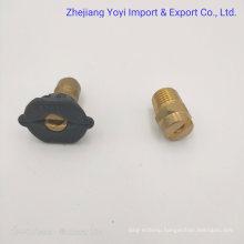 1/4 Threaded Brass Soap Nozzle for Spray Gun