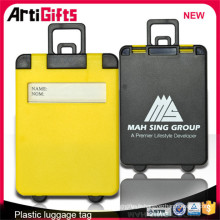New product plastic luggage tag straps