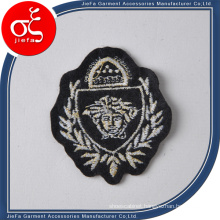 Custom Embroidered Patches with 3D Style