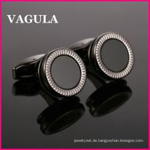 VAGULA hochwertige Metall Manschettenknöpfe (L51511)