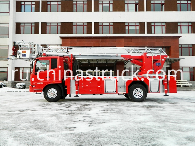 20m Aerial Ladder Fire Truck