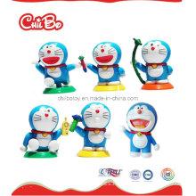 Lovely Doraemon Juguetes de vinilo
