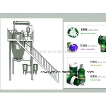 TQ High Efficient Energy Saving Essential Oil Steam Distillation Equipment