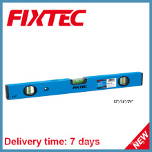 "Fixtec Construction Hand Tools 16"" 400mm Aluminium Spirit Level"