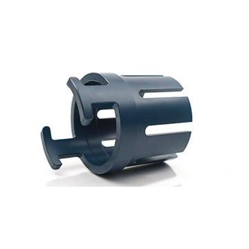 Processamento de peças de tubo de aço inoxidável