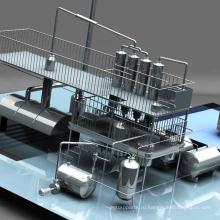 выгрузка отходов на энергетические машины