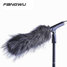 Finely Processed Microphone Deadcat Windscreen Foam Cover