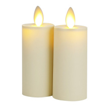 Moving Flame 3 Inch luminara Flameless Votive Candle