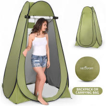 Pop Up Privacy Tent Мгновенная портативная наружная палатка