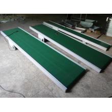 Mini Belt Conveyor Assembly Line