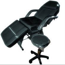 Ajustable Black Tattoo Chair,Tattoo Stool,Portable Tattoo Chair Supply