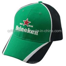 Heavy Brushed Cotton Twill Stickerei Baseball Cap (TRNB007)