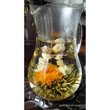 Único, FORMA, florescendo, chá