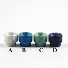 Astuces turquoise Mini Drip 510 Pointe goutte pour AV