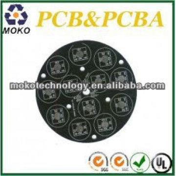 Aluminum Based Round Led Pcb Assembly Board