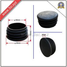 Inserções plugues redondas de plástico para pernas de cadeira e tubos (YZF-H131)