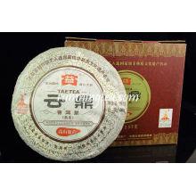 """2010 Menghai """"Yun Ding"""" (Nuages) Ripe Pu Er Puer Tea 357g / gâteau 001 Lot"""