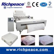 Richpeace Computerized Lock Stitch auto-alimentación Quilting Machine