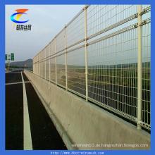 Stahlgebäude-Zaun