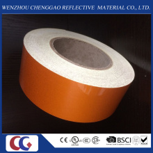 Qualitäts-orange reflektierender Material-Film für Verkehrsschild