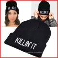 Frauen Mens Unisex warme Winter stricken Hut Mode Mütze Hip-Hop Ski Mütze Hut