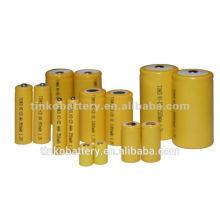 hecho por gran fábrica en shenzhen aaa 800mah NI-CD batería