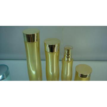 Línea de recubrimiento uv para tapones de botellas cosméticos