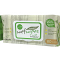 Best Seller Skin Care Organic Bamboo Cloth Wipes