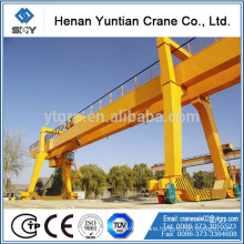 50 ton double girder gantry crane specification