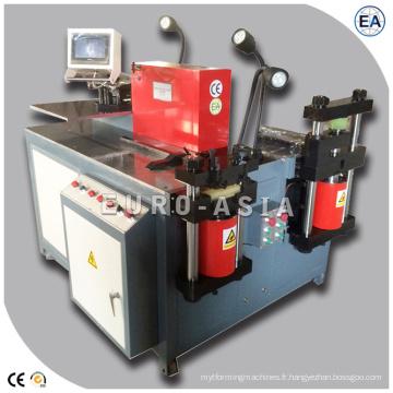 Machine de cisaillement de cintrage de poinçonnage de barres multifonctions
