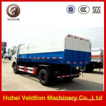 Hydraulic Lifter 5m3 Container Garbage Truck