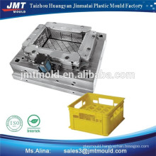 commodity plastic injection beer crate mold