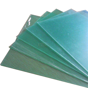 Plastic Roofing Panel Uv Coated Polycarbonate Solid Sheet