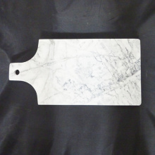 White Marble Rectangular Serving Board