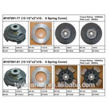 """American Mack Truck Parts 15 1/2 """"Ferro fundido kits de embreagem M18391-77"""