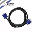 SIPU VGA 3+2 vga to vga cable 15pin