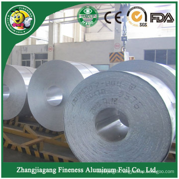 Rouleaux populaires de papier d'aluminium de nourriture de vente chaude