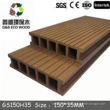 WPC eco madera y madera wpc y wpc reciclado bordo
