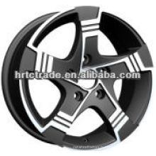 14/15/16 inch beautiful 4/5 hole 98 / 114.3mm réplique de roue de voiture de sport