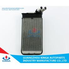 Radiador del intercambiador de calor del aluminio de la pieza auto del coche