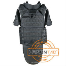 NIJ Standard Nylon Thread Stitched Bulletproof Vest for security guard, bodyguard, self-defense