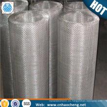 malla de alambre del nichrome de la malla 100 de la resistencia del azufre para calentar el corte caliente de la espuma