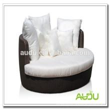 Sofá de almofada de almofada Audu