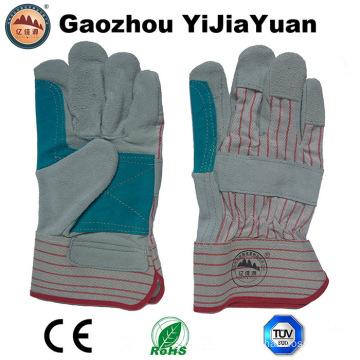 Reinforcement Palm Heat Resistant Safety Work Gloves