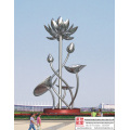 Water Lily Sculpture