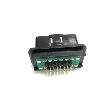 OBD-II male connector to Pin header 2*8P