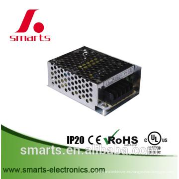 DC Switch Mode Power Supply enclosure 24V 36W for LED transformer